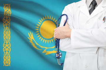 Concept of national healthcare system - Kazakhstan