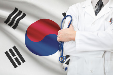 Concept of national healthcare system - South Korea