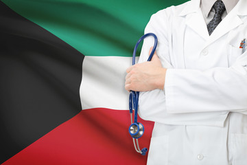 Concept of national healthcare system - Kuwait