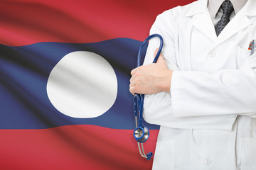 Concept of national healthcare system - Laos