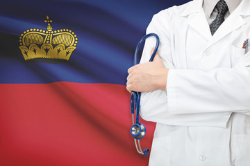 Concept of national healthcare system - Liechtenstein