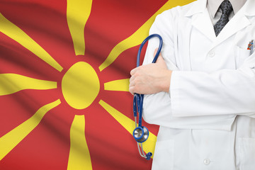 Concept of national healthcare system - Republic of Macedonia