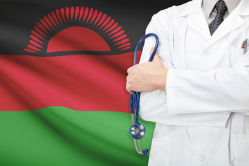 Concept of national healthcare system - Malawi