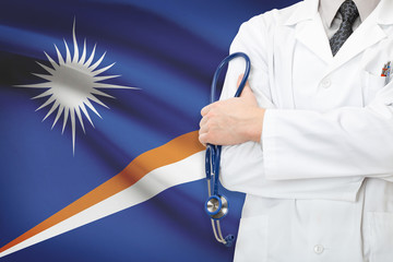 Concept of national healthcare system - Marshall Islands