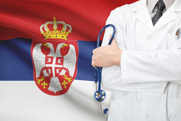 Concept of national healthcare system - Serbia