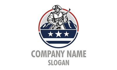 Patriot Strenght Logo
