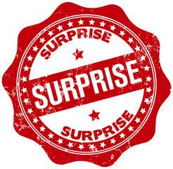 surprise stamp