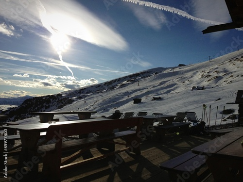 canvas print picture Südtirol