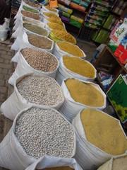 モロッコ 穀物