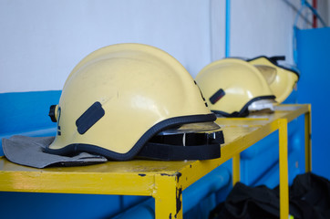 Helmets for firefighter