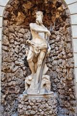 Statua del Nettuno a Palazzo Thun di Trento