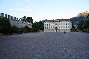 Piazza Fiera a Trento