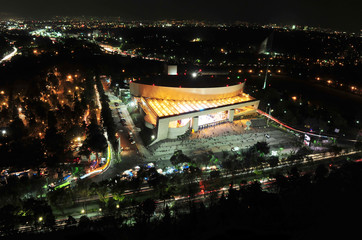 The National Auditorium of Mexico City - Mexico