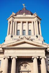 Manitoba Legislative Building in Winnipeg