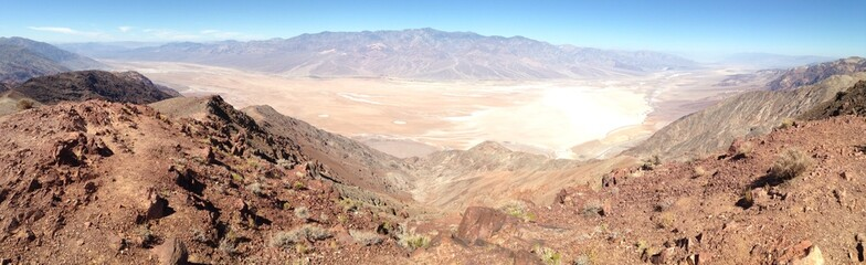death valley vista