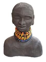 sculpture africaine - Femme