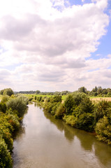 View of the Hamm River