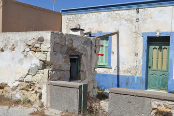 Old house in Kefalos