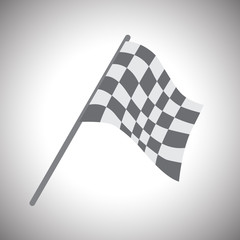 Checkered Flags .vector