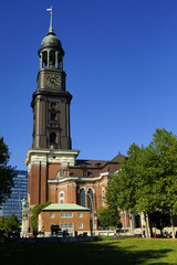 Michaeliskirche in Hamburg