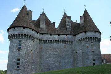 Arrière château de Montbazillac