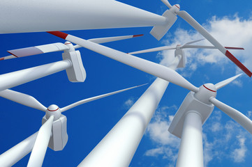 Power Generating Wind Turbine