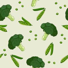 Broccoli pattern