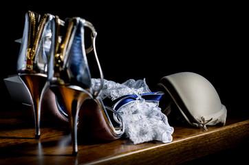 accesori di lusso per sposa