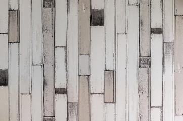 vintage white wooden wall