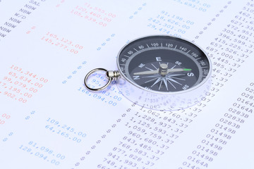 Compass on financial statement