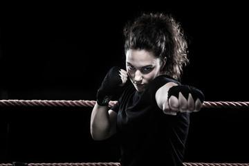 boxer donna