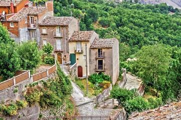 Sicilian village
