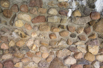 Mur kamienny