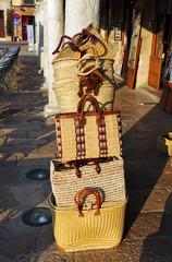 Cestos y capazos, artesanía española