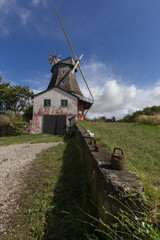 Mühle mit Gewicht