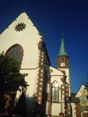 kirche in glottertal