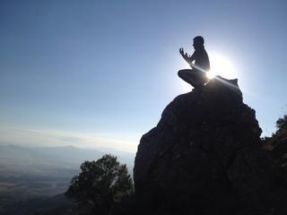 zirvede dua etmek