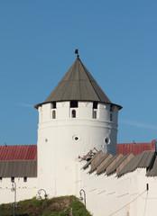 Konsistorsky tower in Kazan Kremlin
