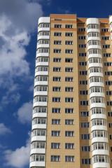 Apartment building house
