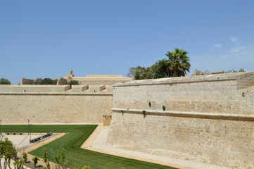 rabat fortification malta
