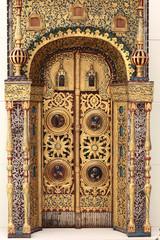 Portal of a church