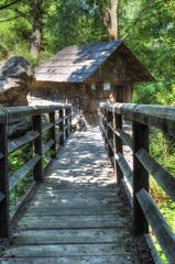 The Rudaria Watermills