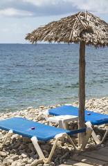 Beach in Ibiza, Spain