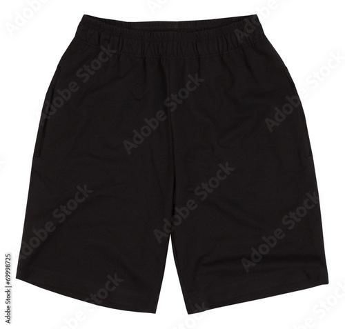 Sport shorts. Isolated on white background. - 69998725