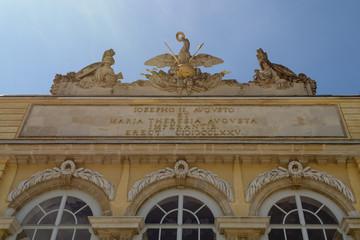 The Gloriette detail - Schönbrunn Palace