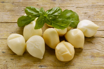 Cicche di scamorza affumicata Smoked Скаморца Expo Milano 2015