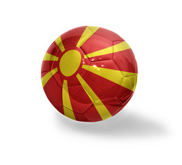 Macedonian Football