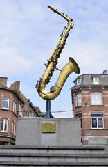Saxophon Dinant Belgium