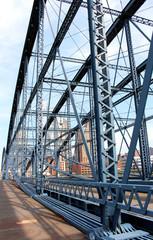 Steel Pittsburgh Bridge