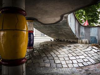 Hundertwasser, Wien